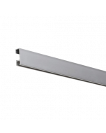 Click Track Picture Rail Versatile! Discreet! Easy to install! These adjectives best describe the Click-Track picture hanging Rail. The Click-Track is secured to the wall using fastening clips that conceal all fittings and wall anchors.