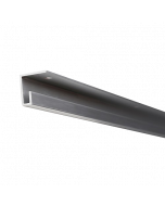 Sky Picture Rail The Sky picture is a heavy-duty museum-grade ceiling-mounted picture rail designed to support heavy weight loads up to 143LB / 65KG. For those who require a bold, flexible and modular ceiling-mounted track, the Sky rail is ideal for ga