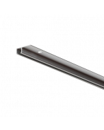 Slim Line Picture Rail The Slim-Line ceiling mounted picture rail with it's modern design provides a discreet ceiling-mounted hanging solution for both home and office use.